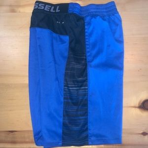 Boys Size 10/12 Large Russell Athletic Shorts